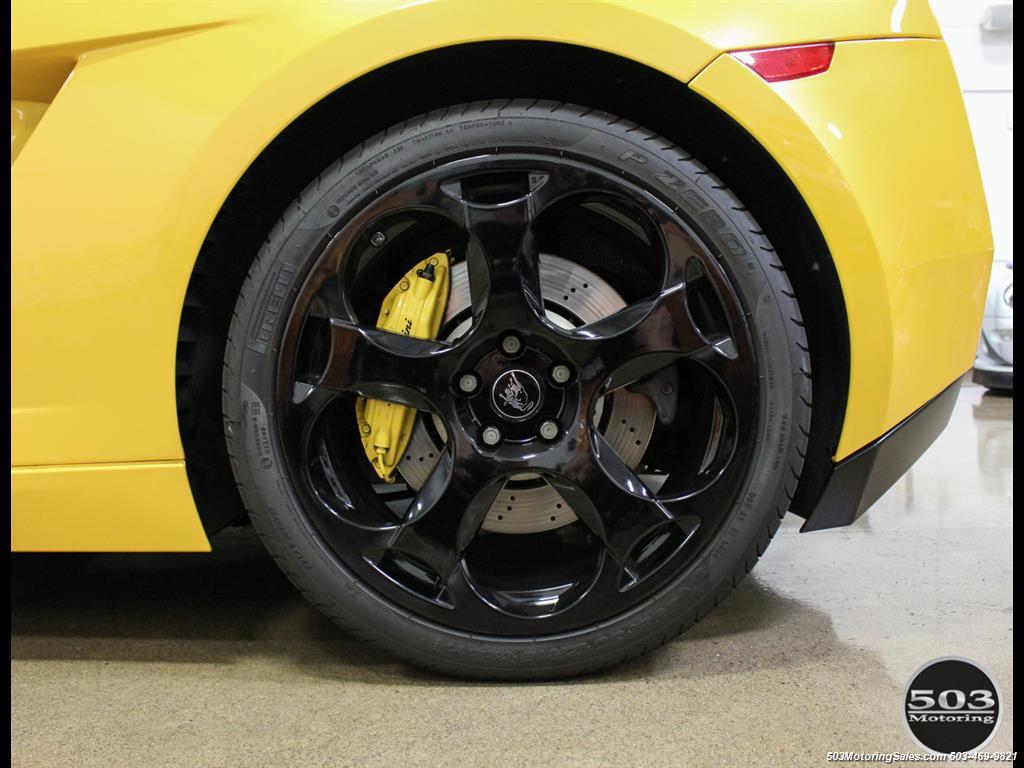 2004 Lamborghini Gallardo Yellow/Black 6-Speed Manual w/ 21k Miles! - Photo 23 - Beaverton, OR 97005