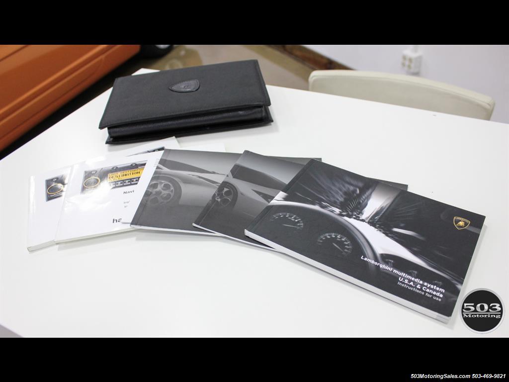 2004 Lamborghini Gallardo Yellow/Black 6-Speed Manual w/ 21k Miles! - Photo 50 - Beaverton, OR 97005