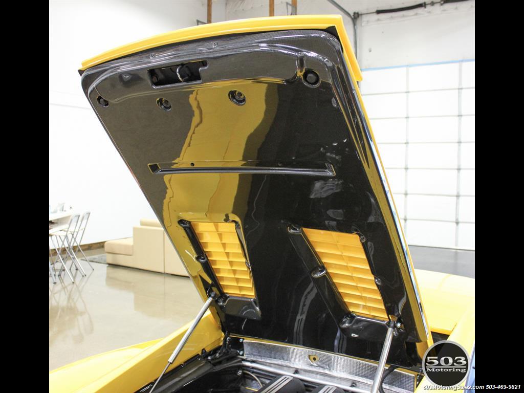2004 Lamborghini Gallardo Yellow/Black 6-Speed Manual w/ 21k Miles! - Photo 48 - Beaverton, OR 97005