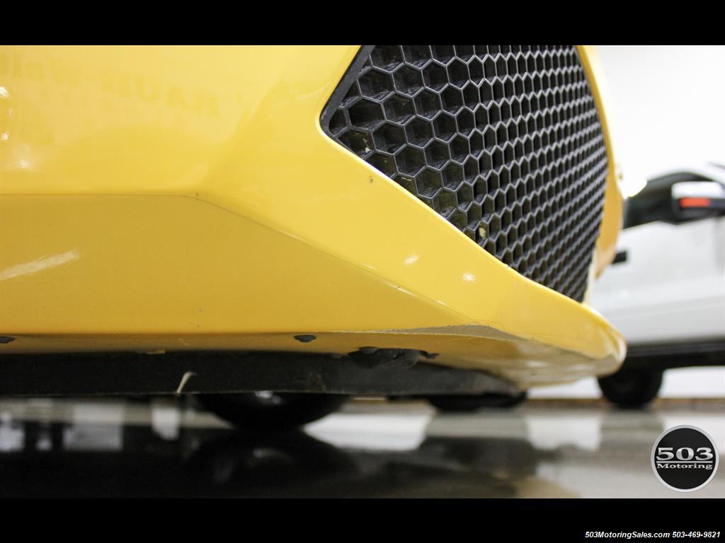 2004 Lamborghini Gallardo Yellow/Black 6-Speed Manual w/ 21k Miles! - Photo 54 - Beaverton, OR 97005