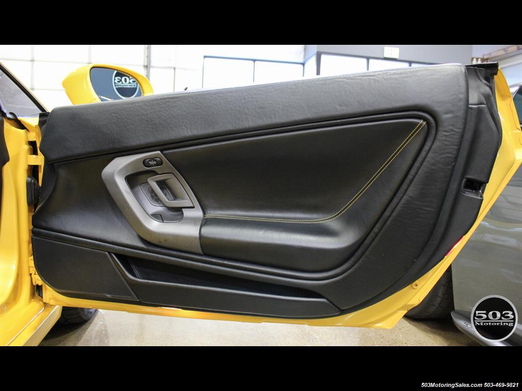 2004 Lamborghini Gallardo Yellow/Black 6-Speed Manual w/ 21k Miles! - Photo 40 - Beaverton, OR 97005