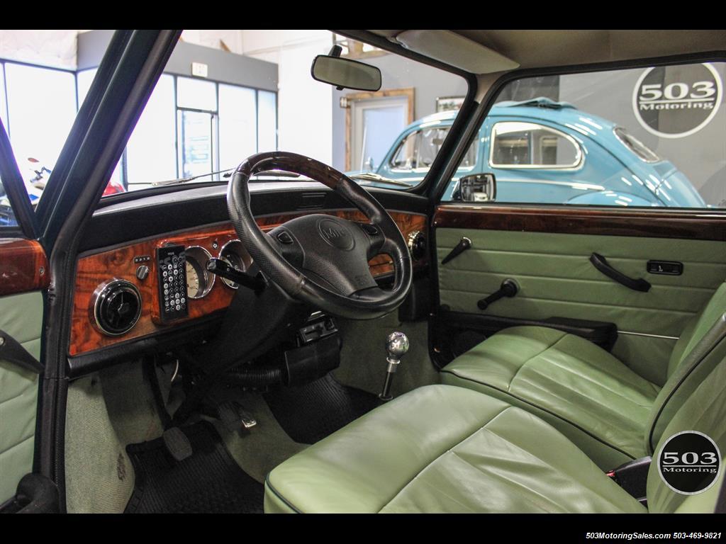 1975 Mini Cooper Gorgeous LHD w/ Only 39k Miles! - Photo 19 - Beaverton, OR 97005