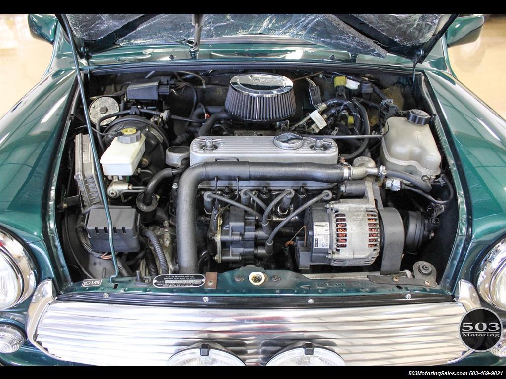 1975 Mini Cooper Gorgeous LHD w/ Only 39k Miles! - Photo 35 - Beaverton, OR 97005