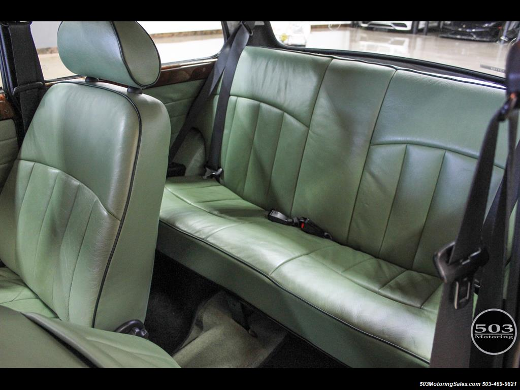 1975 Mini Cooper Gorgeous LHD w/ Only 39k Miles! - Photo 31 - Beaverton, OR 97005