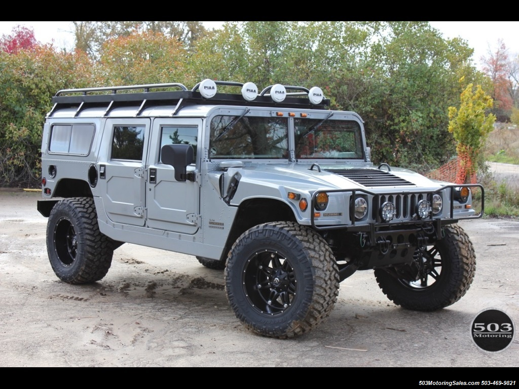 Real Deal Auto Sales >> 2000 Hummer H1 Hardtop