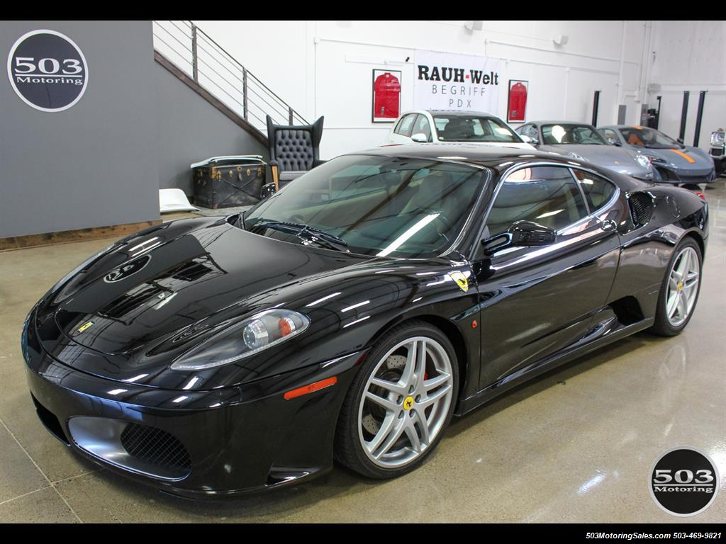 2005 Ferrari F430 Stunning Black/Tan Combo w/ New F1 Pump! - Photo 1 - Beaverton, OR 97005