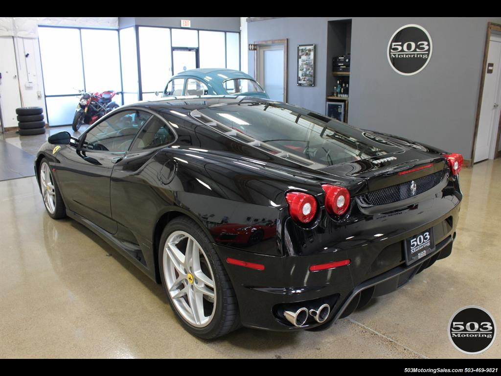 2005 Ferrari F430 Stunning Black/Tan Combo w/ New F1 Pump! - Photo 3 - Beaverton, OR 97005