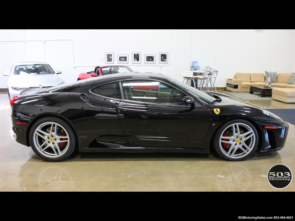 2005 Ferrari F430 Stunning Black/Tan Combo w/ New F1 Pump! - Photo 6 - Beaverton, OR 97005