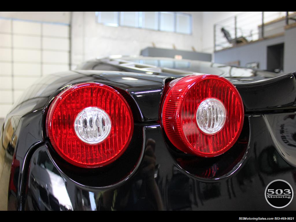 2005 Ferrari F430 Stunning Black/Tan Combo w/ New F1 Pump! - Photo 20 - Beaverton, OR 97005