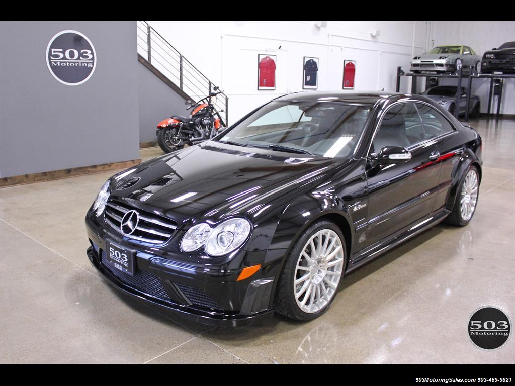 2008 mercedes benz clk63 amg black series only 2 500 miles for B series mercedes benz