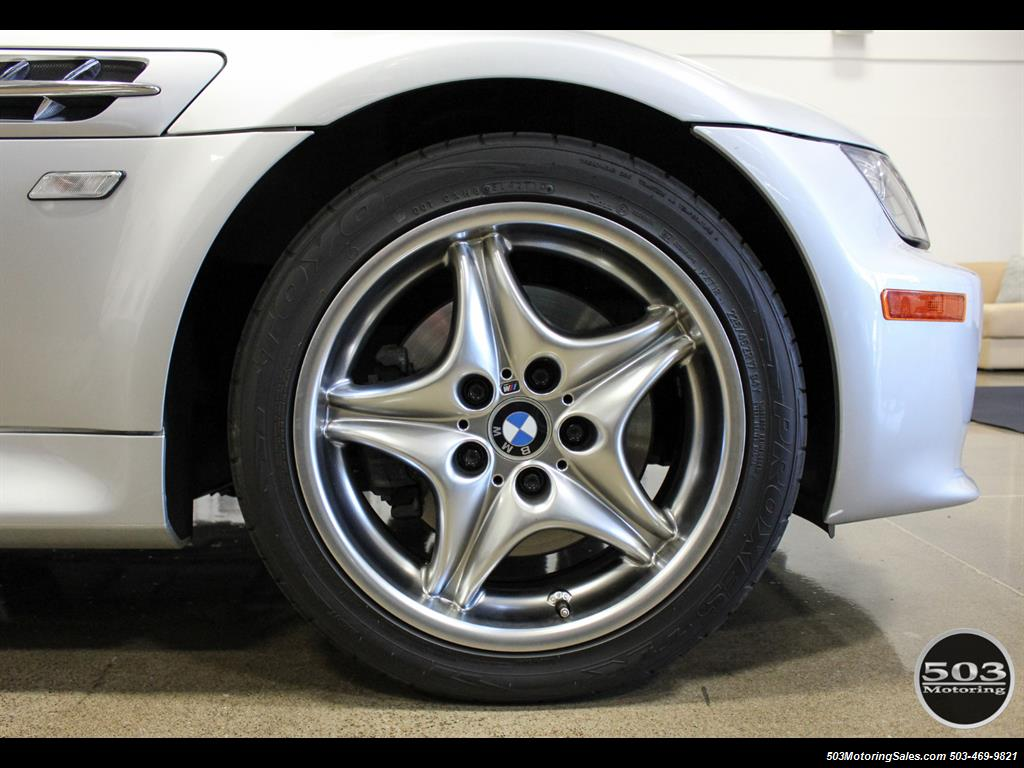 2001 BMW M Coupe; S54 in Silver w/ Only 23k Miles! - Photo 24 - Beaverton, OR 97005