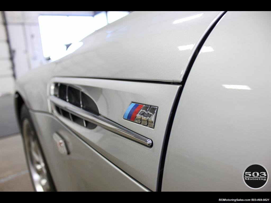 2001 BMW M Coupe; S54 in Silver w/ Only 23k Miles! - Photo 15 - Beaverton, OR 97005