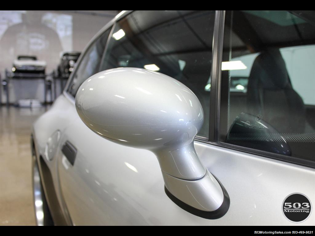 2001 BMW M Coupe; S54 in Silver w/ Only 23k Miles! - Photo 11 - Beaverton, OR 97005