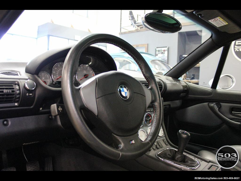 2001 BMW M Coupe; S54 in Silver w/ Only 23k Miles! - Photo 26 - Beaverton, OR 97005