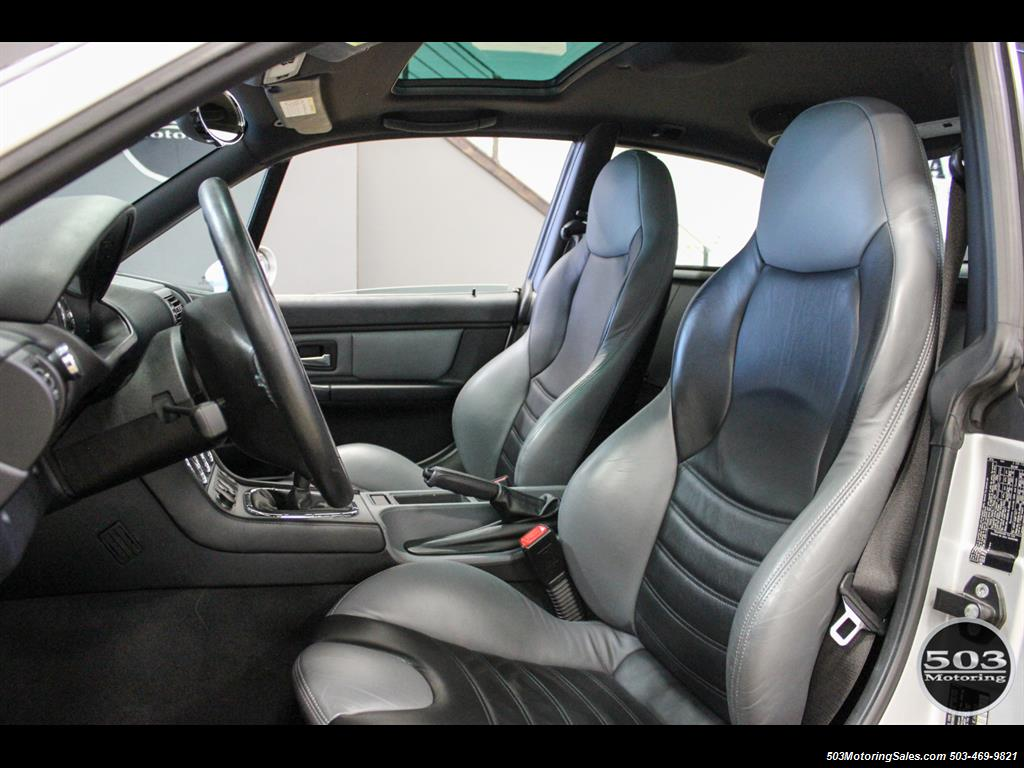 2001 BMW M Coupe; S54 in Silver w/ Only 23k Miles! - Photo 28 - Beaverton, OR 97005