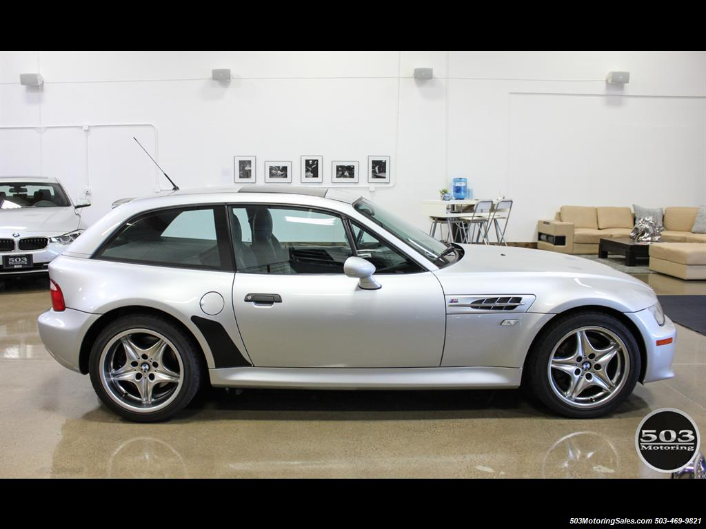 2001 BMW M Coupe; S54 in Silver w/ Only 23k Miles! - Photo 6 - Beaverton, OR 97005