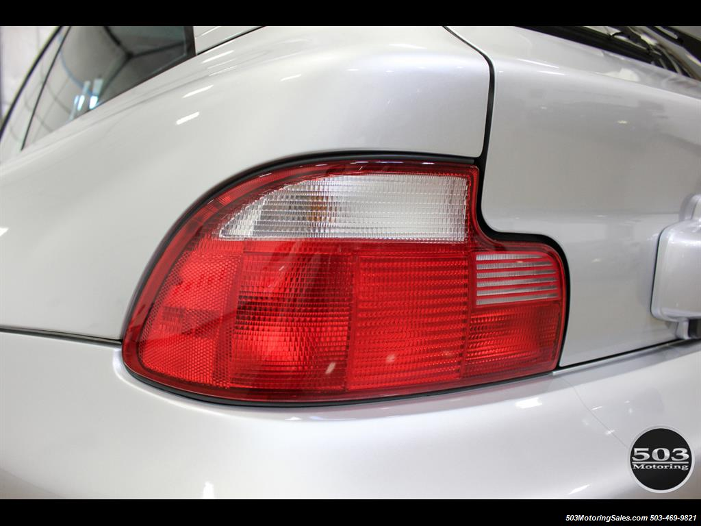 2001 BMW M Coupe; S54 in Silver w/ Only 23k Miles! - Photo 18 - Beaverton, OR 97005