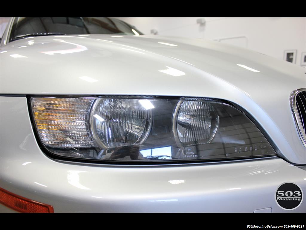 2001 BMW M Coupe; S54 in Silver w/ Only 23k Miles! - Photo 9 - Beaverton, OR 97005