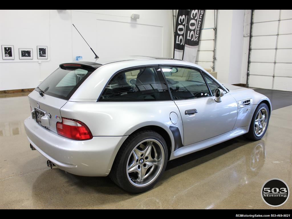2001 BMW M Coupe; S54 in Silver w/ Only 23k Miles! - Photo 5 - Beaverton, OR 97005