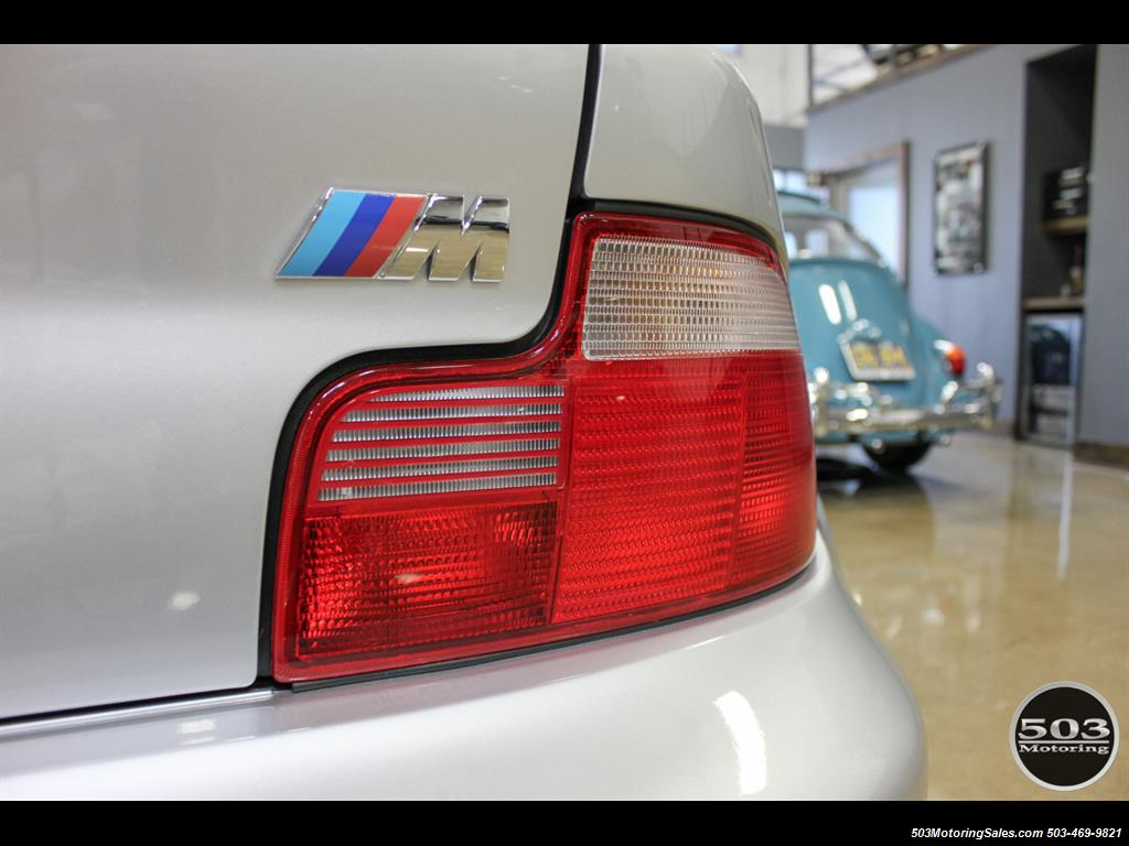 2001 BMW M Coupe; S54 in Silver w/ Only 23k Miles! - Photo 19 - Beaverton, OR 97005