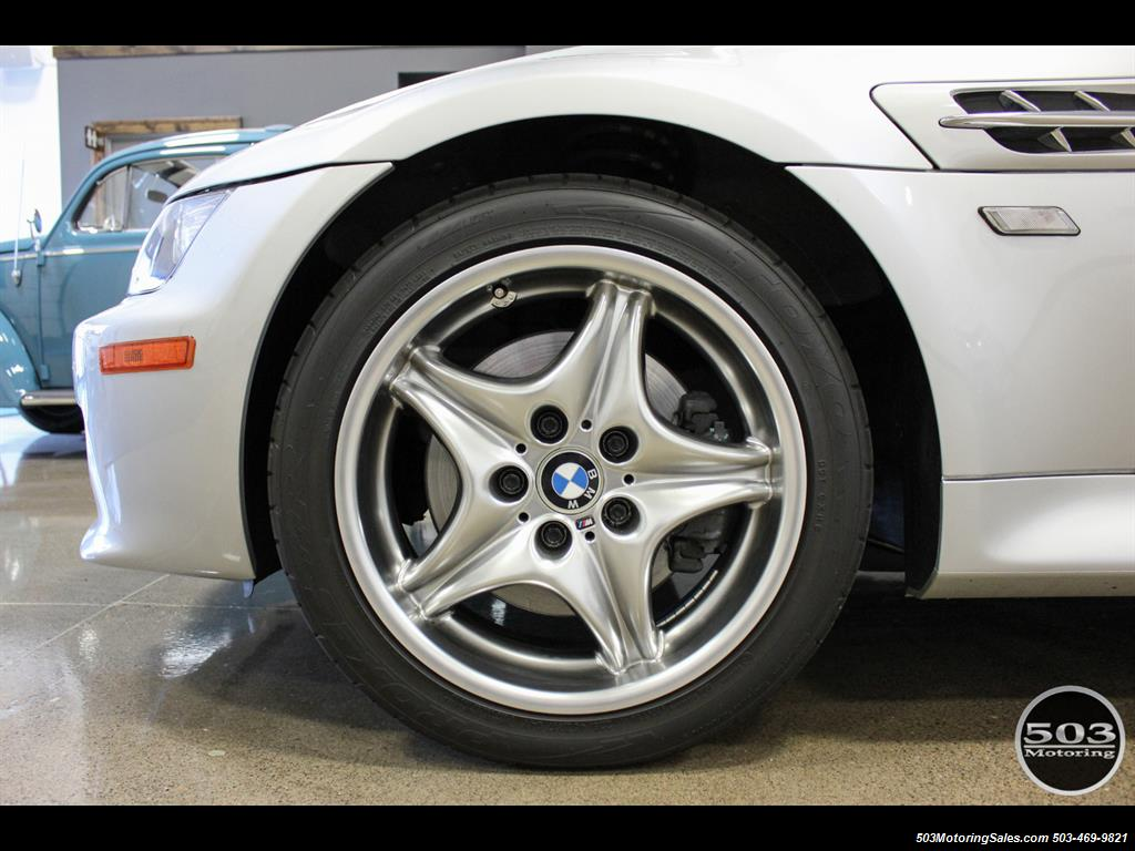 2001 BMW M Coupe; S54 in Silver w/ Only 23k Miles! - Photo 21 - Beaverton, OR 97005