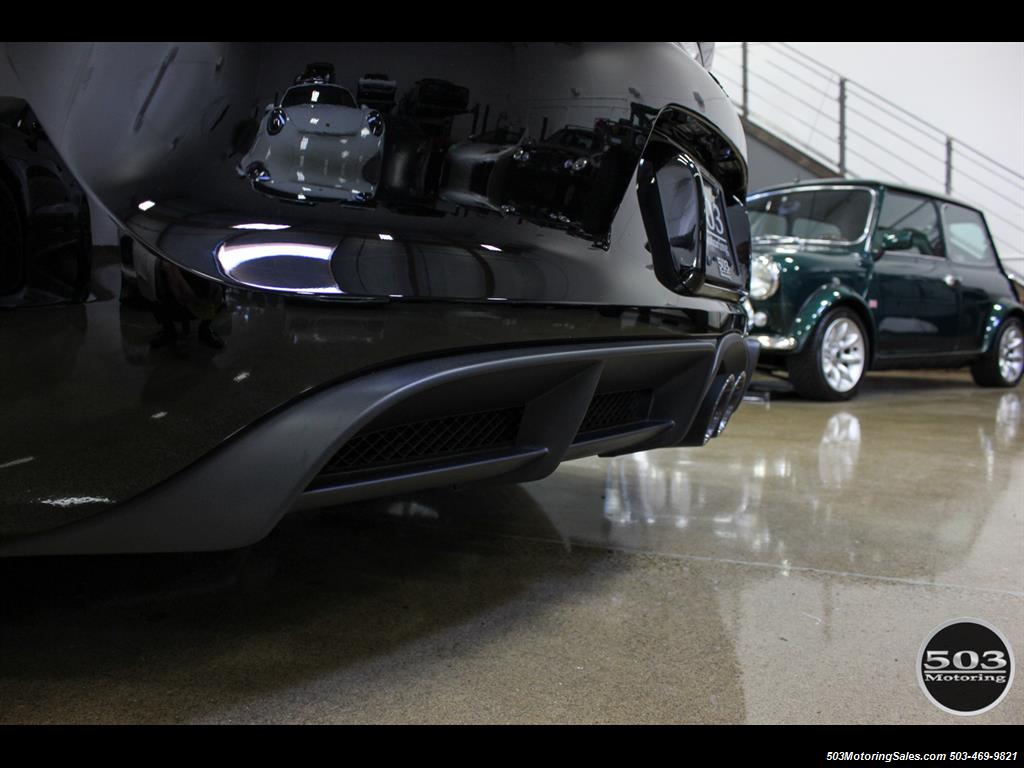 2016 Porsche Cayman GT4; Black w/ Full Buckets & Only 895 Miles! - Photo 28 - Beaverton, OR 97005