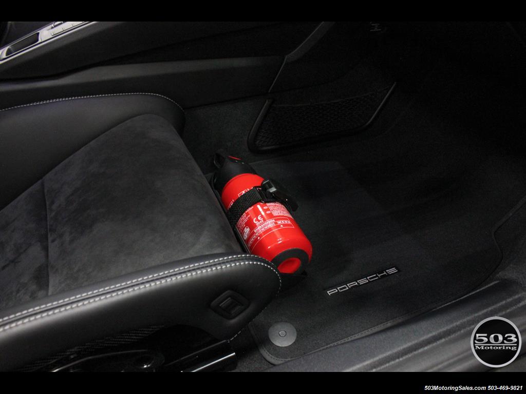2016 Porsche Cayman GT4; Black w/ Full Buckets & Only 895 Miles! - Photo 48 - Beaverton, OR 97005
