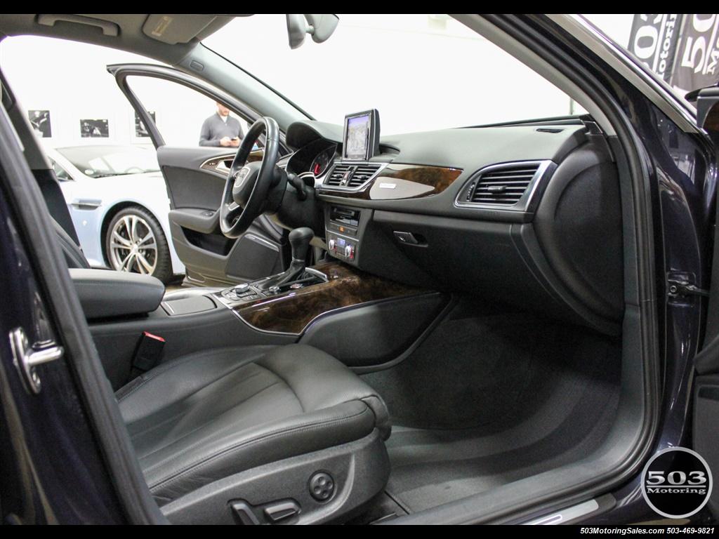 2013 Audi A6 3.0T quattro Prestige; One Owner w/ 33k Miles! - Photo 32 - Beaverton, OR 97005