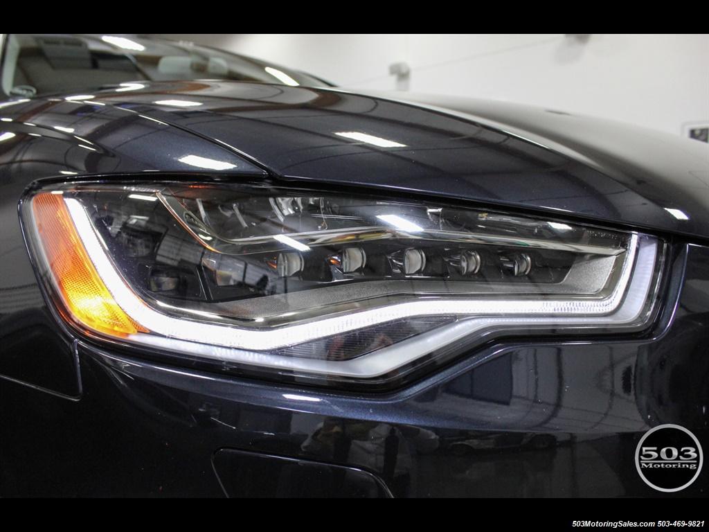 2013 Audi A6 3.0T quattro Prestige; One Owner w/ 33k Miles! - Photo 10 - Beaverton, OR 97005