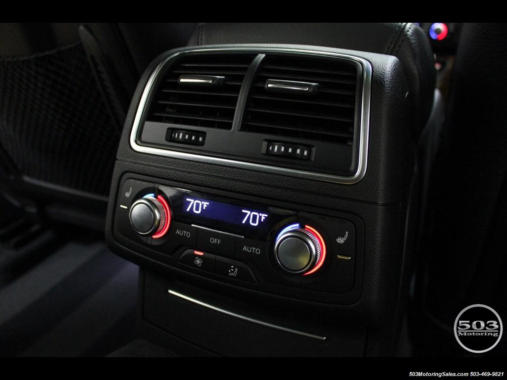 2013 Audi A6 3.0T quattro Prestige; One Owner w/ 33k Miles! - Photo 39 - Beaverton, OR 97005