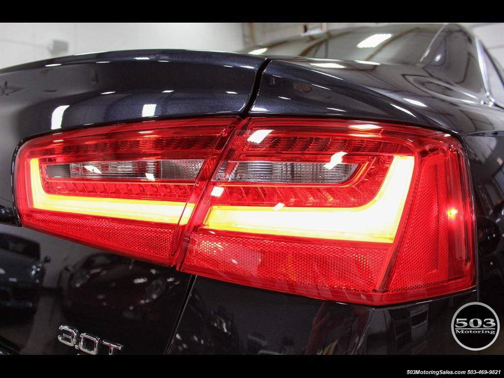 2013 Audi A6 3.0T quattro Prestige; One Owner w/ 33k Miles! - Photo 17 - Beaverton, OR 97005