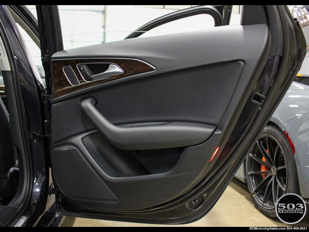 2013 Audi A6 3.0T quattro Prestige; One Owner w/ 33k Miles! - Photo 40 - Beaverton, OR 97005