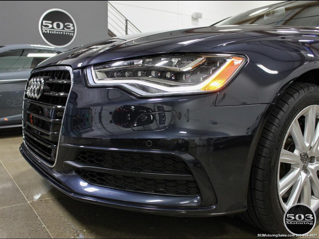 2013 Audi A6 3.0T quattro Prestige; One Owner w/ 33k Miles! - Photo 9 - Beaverton, OR 97005