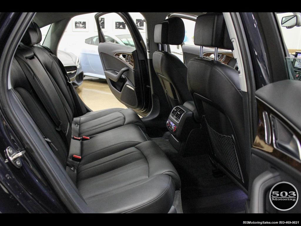 2013 Audi A6 3.0T quattro Prestige; One Owner w/ 33k Miles! - Photo 37 - Beaverton, OR 97005