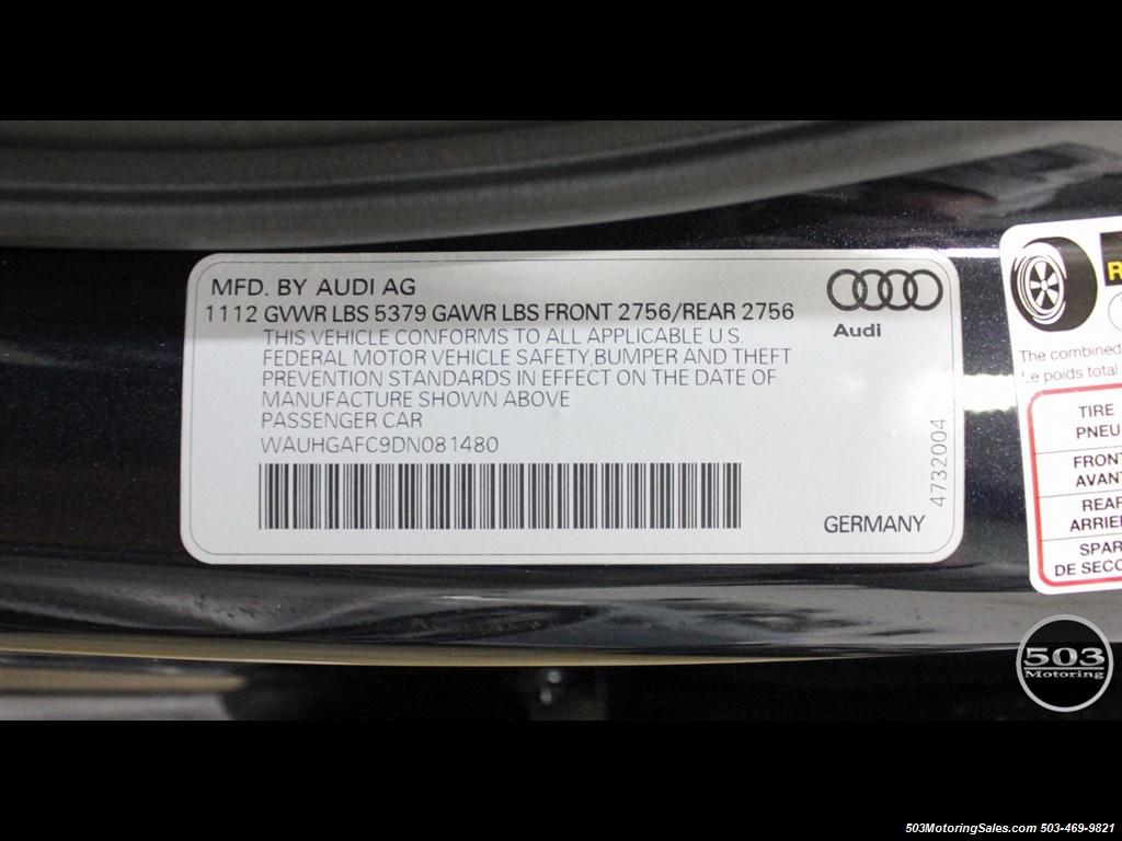 2013 Audi A6 3.0T quattro Prestige; One Owner w/ 33k Miles! - Photo 58 - Beaverton, OR 97005