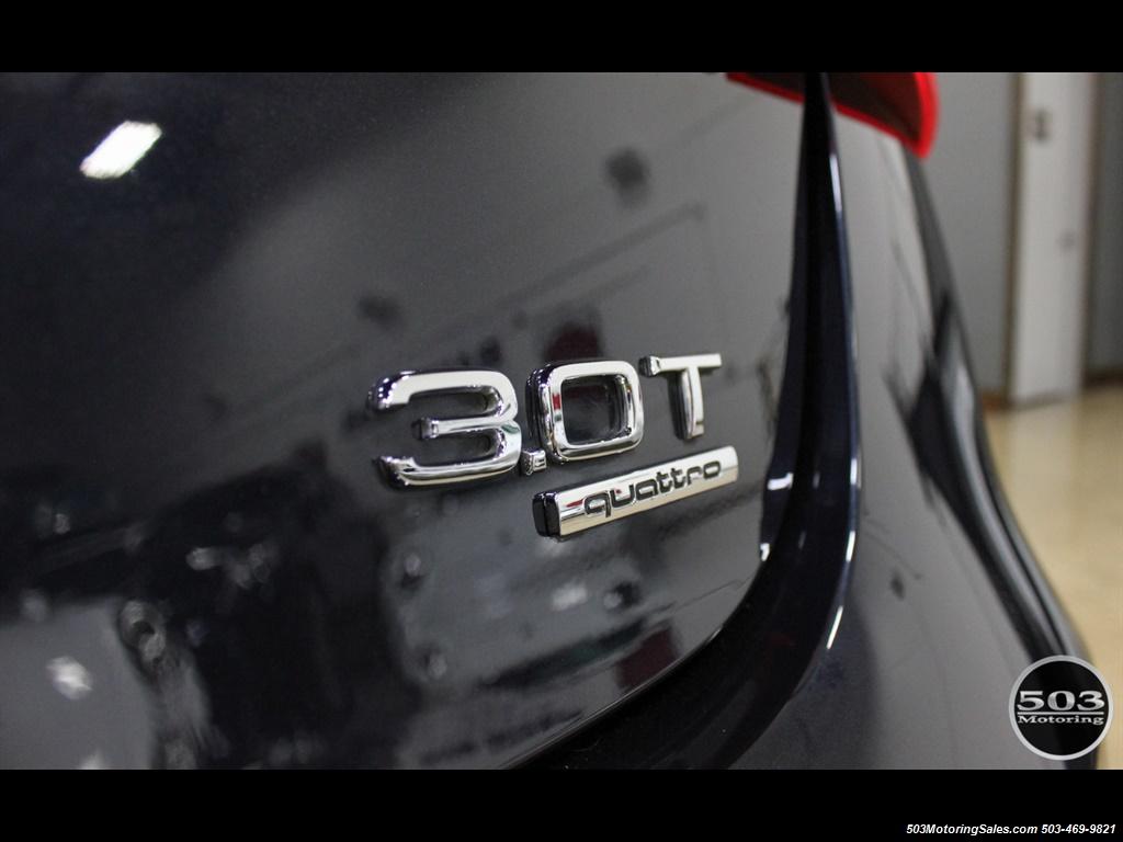 2013 Audi A6 3.0T quattro Prestige; One Owner w/ 33k Miles! - Photo 19 - Beaverton, OR 97005