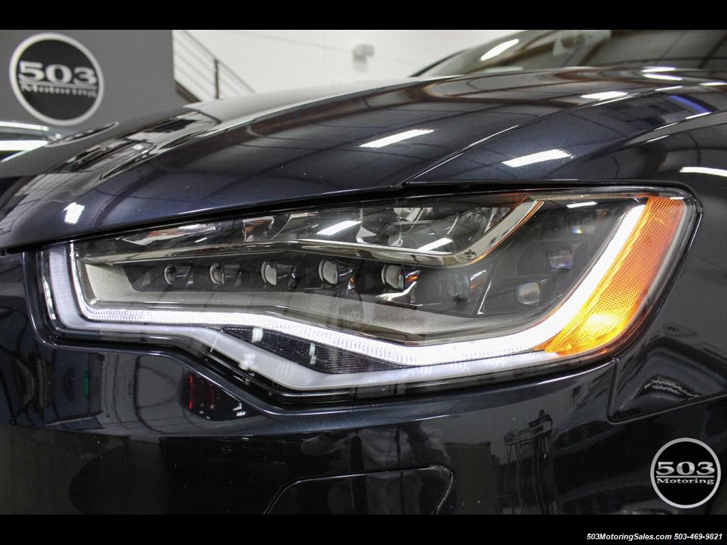2013 Audi A6 3.0T quattro Prestige; One Owner w/ 33k Miles! - Photo 11 - Beaverton, OR 97005