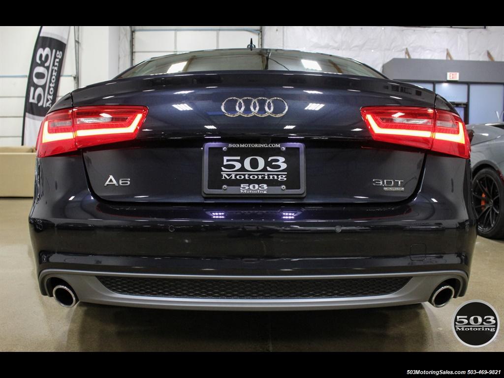2013 Audi A6 3.0T quattro Prestige; One Owner w/ 33k Miles! - Photo 4 - Beaverton, OR 97005