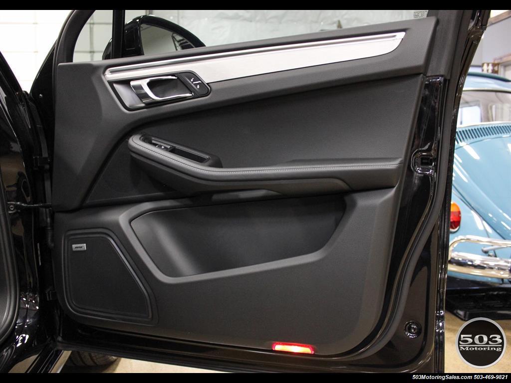 2017 Porsche Macan GTS; Black/Black w/ 2.5k Miles! - Photo 27 - Beaverton, OR 97005