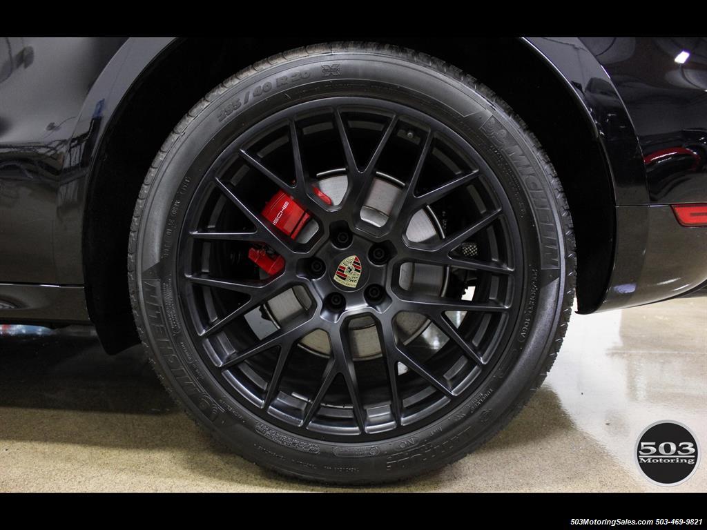 2017 Porsche Macan GTS; Black/Black w/ 2.5k Miles! - Photo 18 - Beaverton, OR 97005