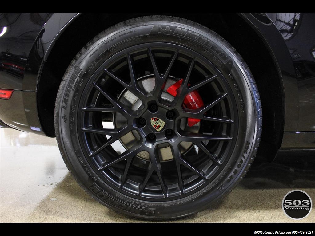 2017 Porsche Macan GTS; Black/Black w/ 2.5k Miles! - Photo 19 - Beaverton, OR 97005
