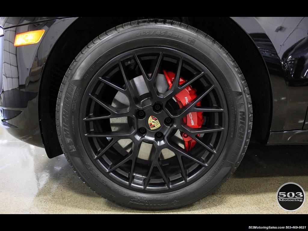 2017 Porsche Macan GTS; Black/Black w/ 2.5k Miles! - Photo 17 - Beaverton, OR 97005