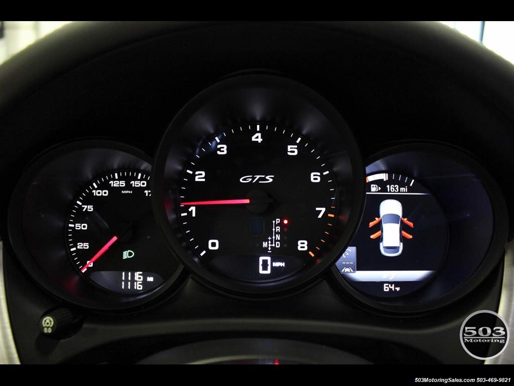 2017 Porsche Macan GTS; Black/Black w/ 2.5k Miles! - Photo 28 - Beaverton, OR 97005