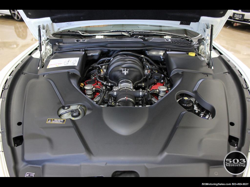 2010 Maserati GranTurismo S Automatic; One Owner w/ Only 8k Miles! - Photo 48 - Beaverton, OR 97005
