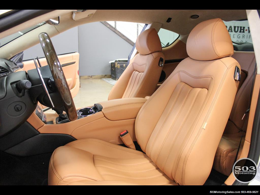 2010 Maserati GranTurismo S Automatic; One Owner w/ Only 8k Miles! - Photo 29 - Beaverton, OR 97005