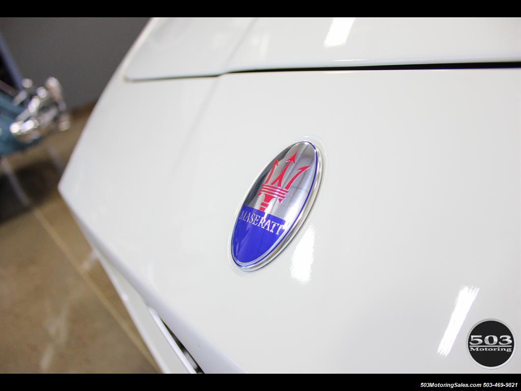 2010 Maserati GranTurismo S Automatic; One Owner w/ Only 8k Miles! - Photo 10 - Beaverton, OR 97005