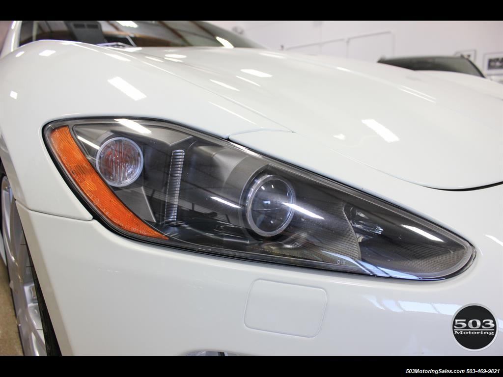 2010 Maserati GranTurismo S Automatic; One Owner w/ Only 8k Miles! - Photo 12 - Beaverton, OR 97005