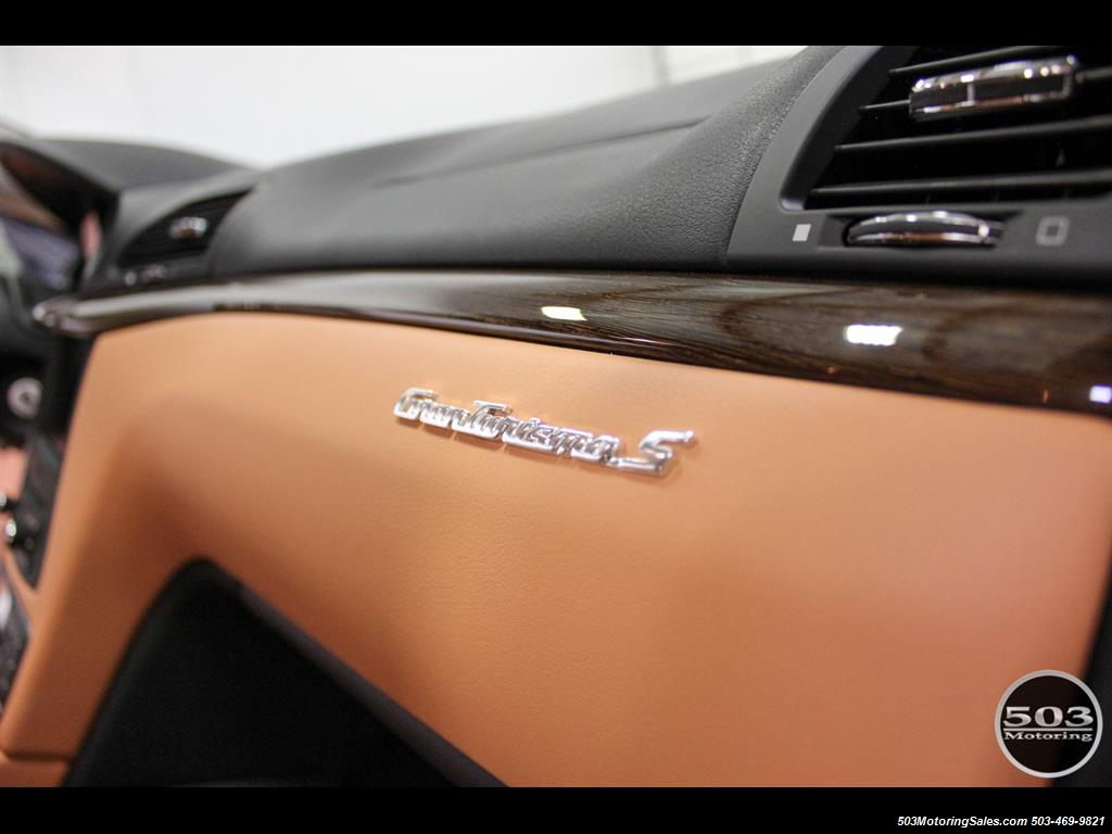 2010 Maserati GranTurismo S Automatic; One Owner w/ Only 8k Miles! - Photo 41 - Beaverton, OR 97005