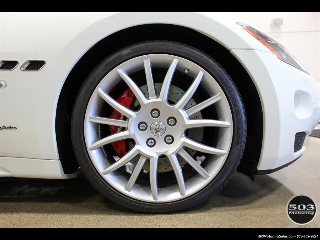 2010 Maserati GranTurismo S Automatic; One Owner w/ Only 8k Miles! - Photo 25 - Beaverton, OR 97005