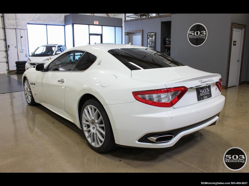 2010 Maserati GranTurismo S Automatic; One Owner w/ Only 8k Miles! - Photo 3 - Beaverton, OR 97005